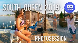Swimsuits bikini models photosession in #SouthQueen2019 beauty cont...