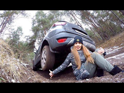 Renault Kaptur Тест на Жесткость кузова!!!