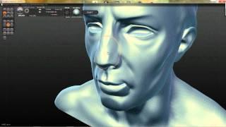 Sculptris En Espanol, Menus Del Software