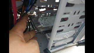 오륜동 컴퓨터수리 하드디스크 ssd 설치 후 윈도우10…
