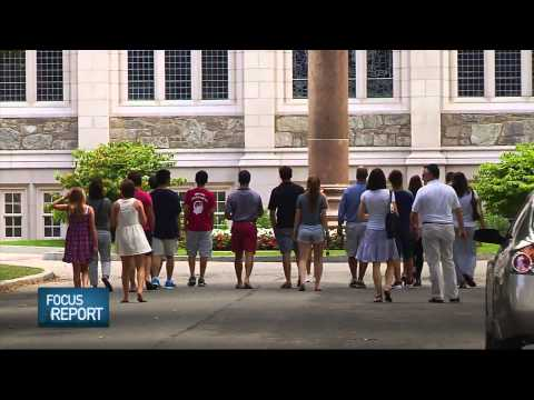 Greater Boston Video: In Boston, The Dilemmas Of Dorm Living