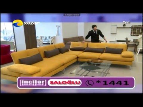 SALOGLU mebel salonu XƏZƏR TV -...