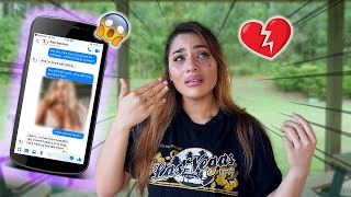 Catfishing My Boyfriend To See If He Cheats!! **He Does**