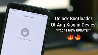 How To Unlock Bootloader Of Any Xiaomi Devices | 2018 New Official Method | Bangla | PlayAndrotics