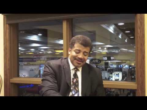 A Conversation with Dr. Neil deGrasse Tyson at the 28th National Space Symposium