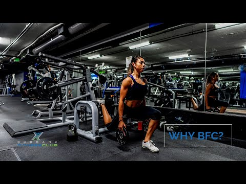 Why workout at Burbank Fitness Club?