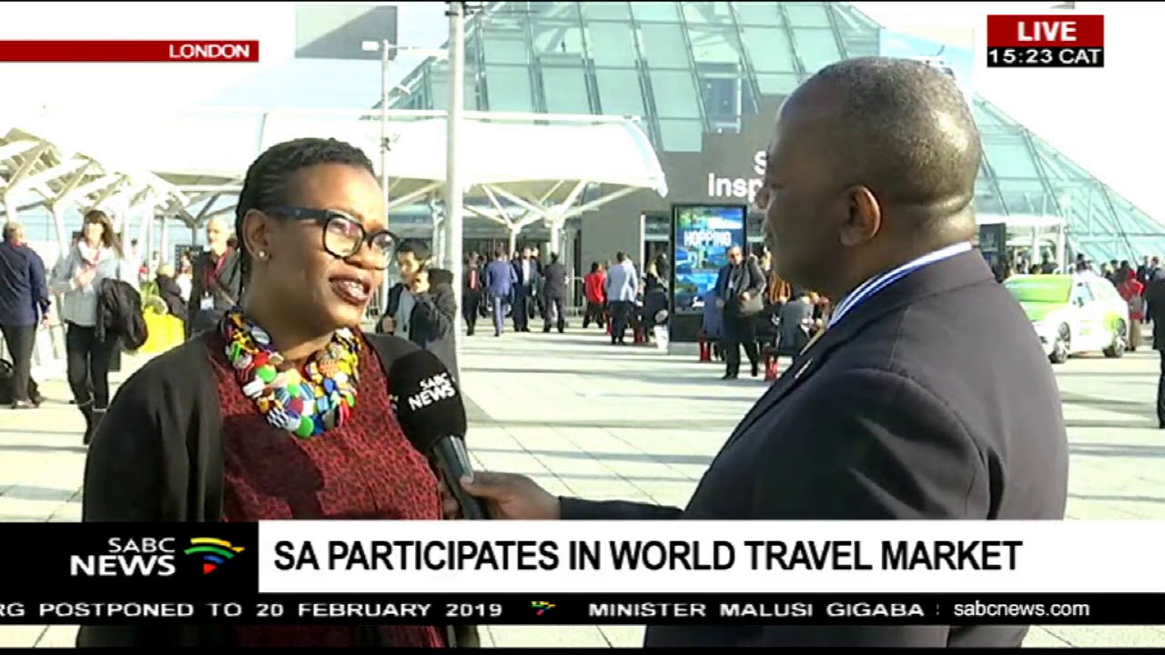 UPDATE: South Africa Tourism at World Travel Market