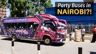 Party Buses in Nairobi?