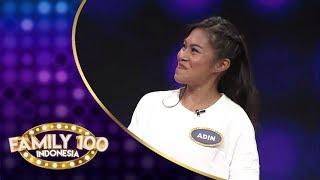 Apa yang dilakukan Adin agar tidak mabuk perjalanan? - PART 1 - Family 100 Indonesia 2019
