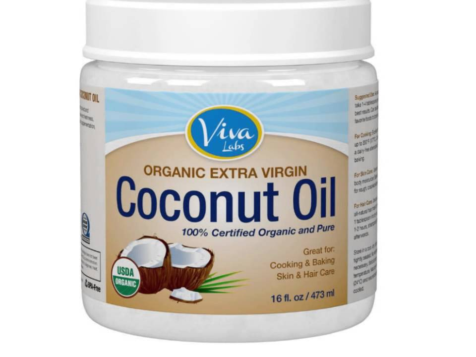 Purchasing coconut oil