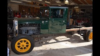 1931 Reo Speedwagon Truck Project For Sale CA