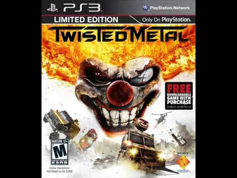 Twisted Metal PS3 Roadkill Blood Missile Sound