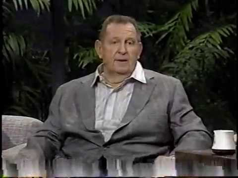 Art Donovan @ The Tonight Show with Johnny Carson