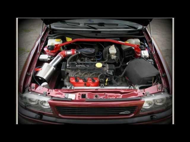 Opel Astra F po lifcie 2
