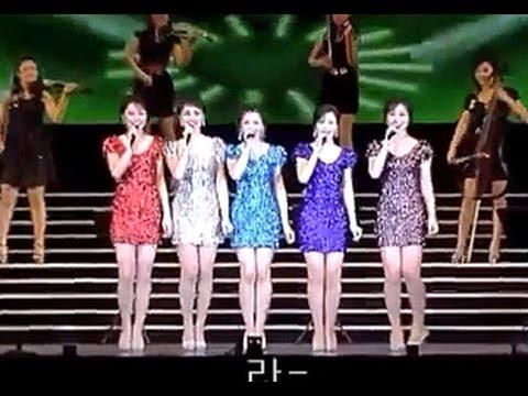 モランボン楽団 学ぼう 日本語字幕