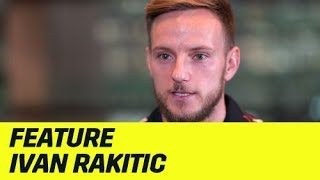 Barca-Star Ivan Rakitic zu Gast in Herzogenaurach | DAZN Feature | Champions League | LaLiga