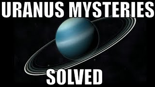 Scientists Figure Out Why Uranus Spins on One Side