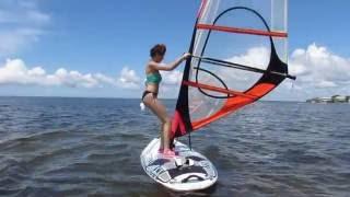 Shell Point Sailboard Club beginners lesson