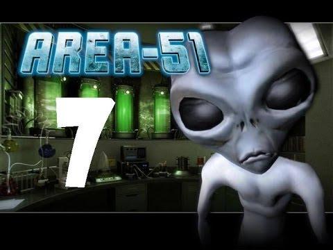 Area 51 Parte 7 Cambios Internos