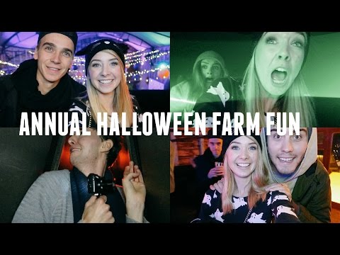 ANNUAL HALLOWEEN FARM FUN