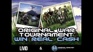 Original War Tournament 2019 - Win Real Cash! (15 minutes delay) stream Records