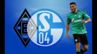 Borussia Mönchengladbach gegen FC Schalke 04 Europa League rückspiel