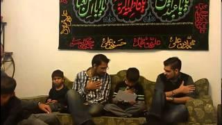 Mahdi Abbas Lo agaya bazar first hand training by tejani bros
