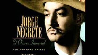 Jorge Negrete.-Flor De Azalea