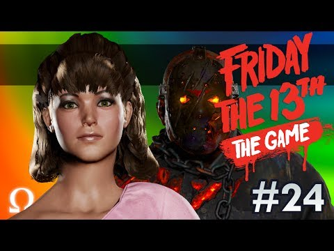 INDECENT PROPOSAL, KARMA TRAP! | Friday the 13th The Game #24 Ft. Friends