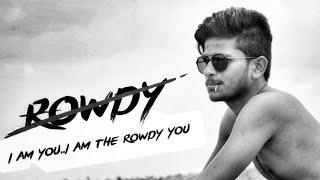 Rowdy anthem song cover version #Vijaydevarakonda #rowdyVijaydevarakonda