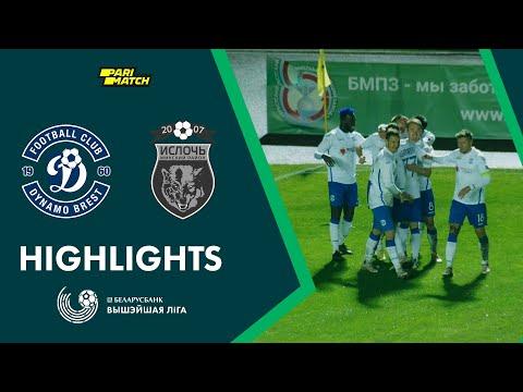 Brest Isloch Minsk Goals And Highlights