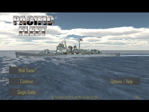 Game Review: Pacific Fleet- Gunsman2446money