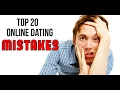 20 Online Dating Mistakes That Women That Makes Guys Lose Interest (Answering fan questions)