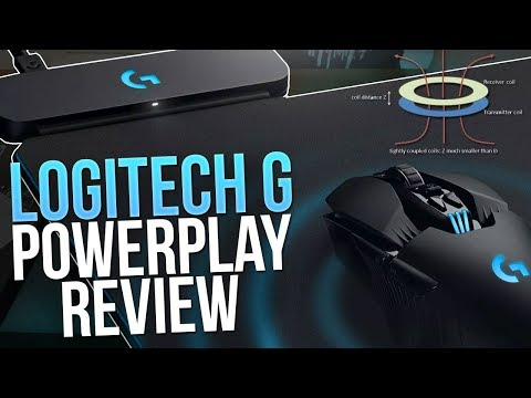 Logitech G Powerplay Review (Wireless Charging That Uses Black Magic)
