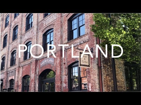 48 Hours in Portland | Oregon, USA Travel Diary