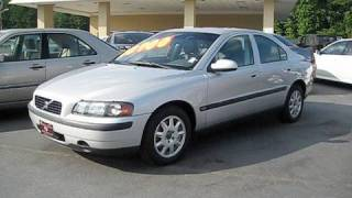 2001 Volvo S60 Start Up, Engine, and In Depth Tour