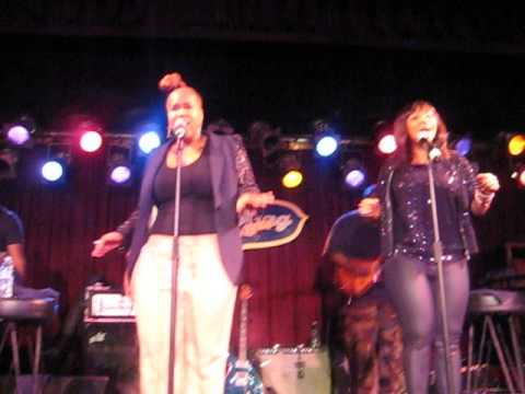 Mary Mary LIVE BB Kings NYC 7.25.13