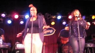 Mary Mary LIVE BB Kings NYC 7.25.13