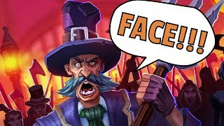 Hearthstone - How To Counter Every Witchwood Deck? Go Face