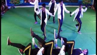 kakani swasthisala semi christmas boys rock group dance dance 14