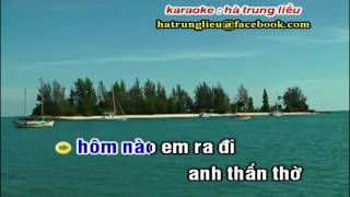 Karaoke Beat Phương trời xứ lạ. Ngô Quốc Linh
