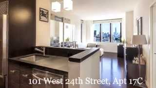 101 West 24th Street, Apt 17c - Chelsea Stratus