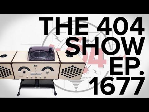 The 404 Show - The iPhone's headphone jack vs. lightning port, Italy, Palmer Luckey, Ep. 1677