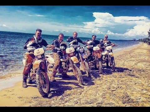 Extreme Off-Road Motorbike Adventure - Cambodia