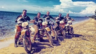 Extreme Off-Road Motorbike Adventure - Cambodia