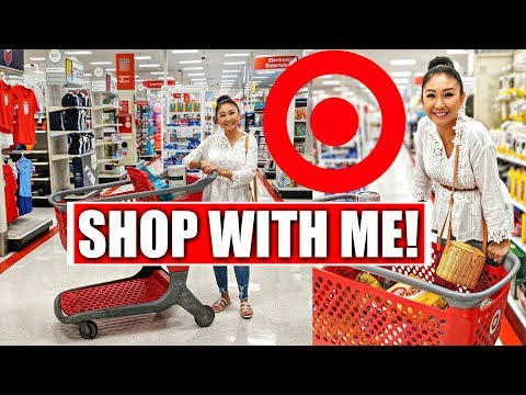 TARGET SHOP WITH ME! 🎯