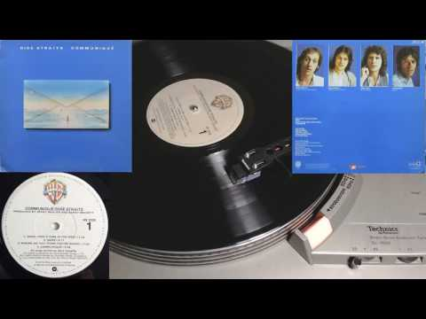 Mace Plays Vinyl - Dire Straits - Communique - Full Album