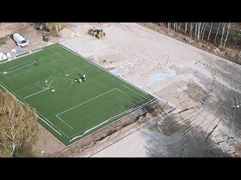 Torakol - Instalacja Sztucznej Trawy   Piłkarska