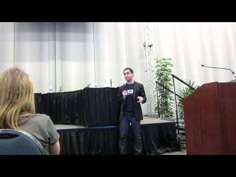 38. BITCOIN 2013 - Day 2 - Cash Deposits, Challenges & Ideas (BitInstant.com) part 3of3