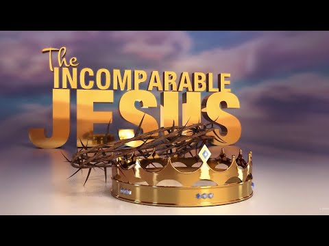 """01 - """"The 4th Man In The Burning Fiery Furnace!"""" - The Incomparable Jesus"""